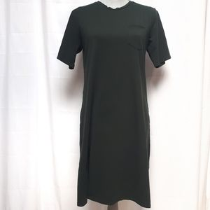 Pink Martini The Ava Dress Forest Green